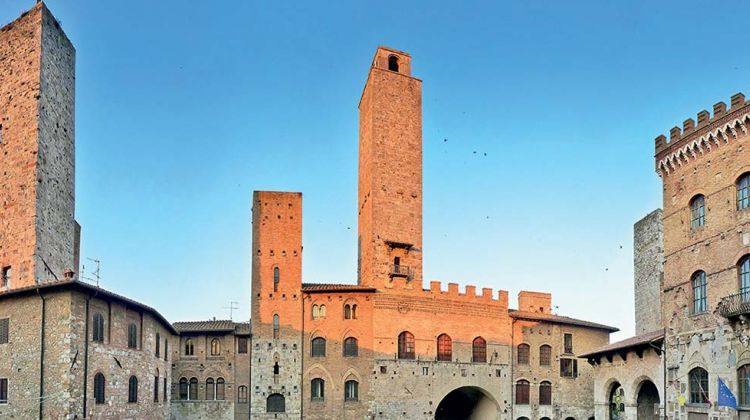 San Gimignano Tour from Siena