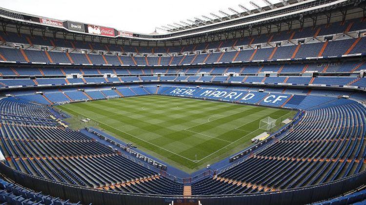 Santiago Bernabeu Stadium Tour