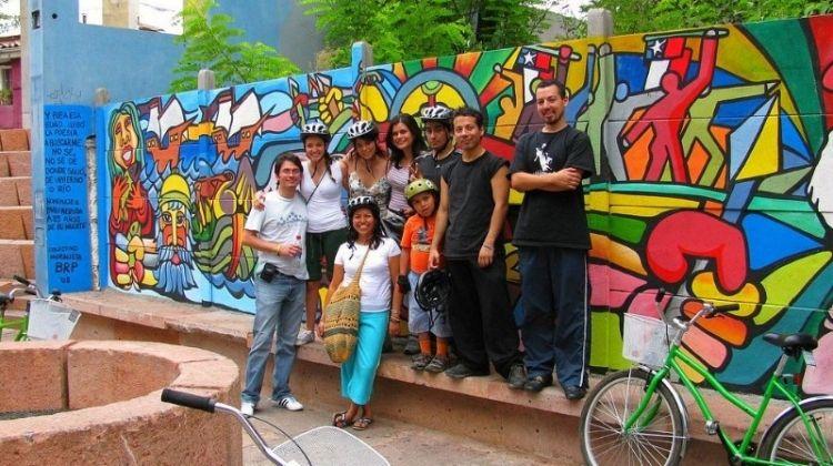 Santiago Bike City Trip