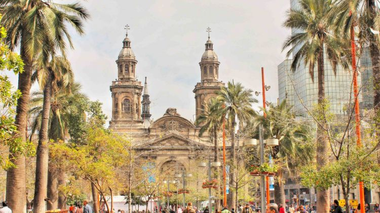 Santiago City Highlights Tour
