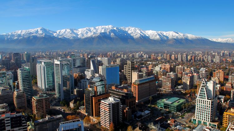 Santiago Sightseeing Classic City Tour