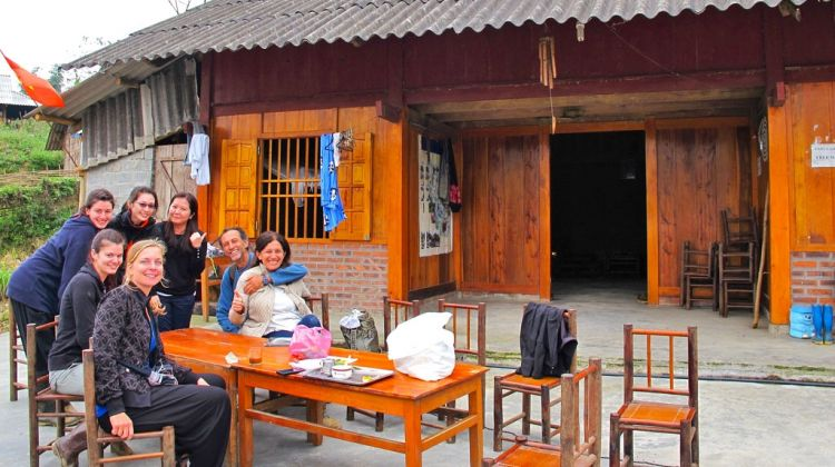 Sapa by Bus - 2 Days 1 Night Overnight in Homestay