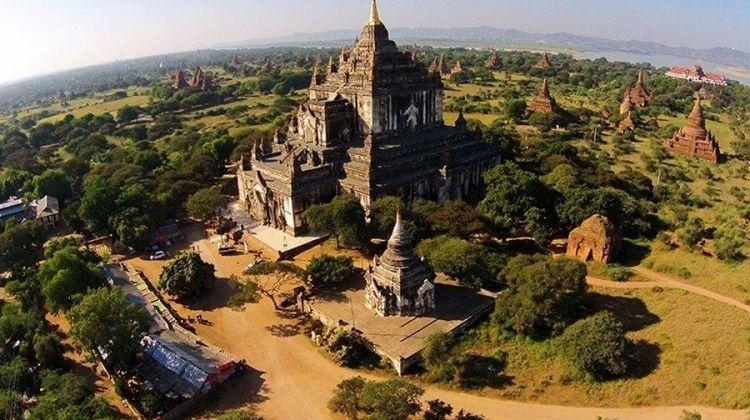 Scenic Myanmar, Private Tour