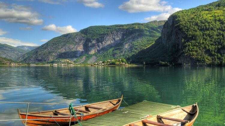Scenic Scandinavia and its Fjords Summer 2017