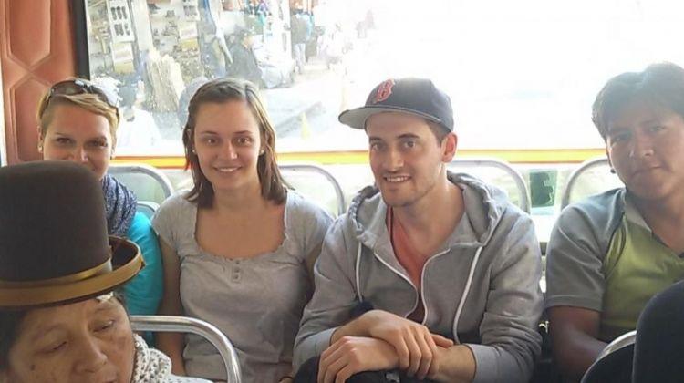 Scenic Tour of La Paz