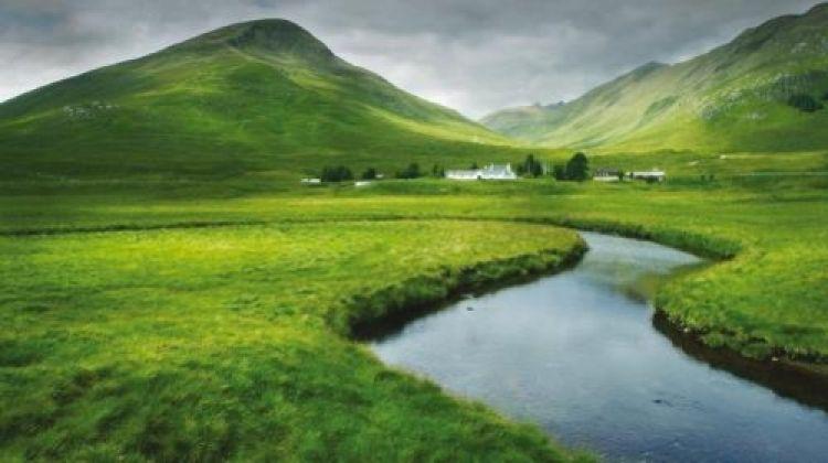 Scottish Highlands Cycle
