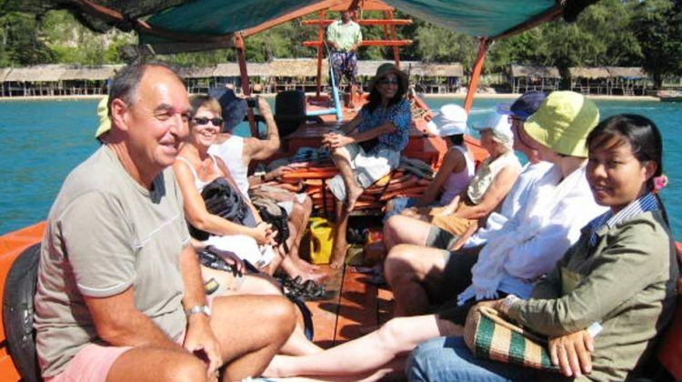 Seaside Tour: Pnom Phen to Kep to Sihanoukville - 5D/4N