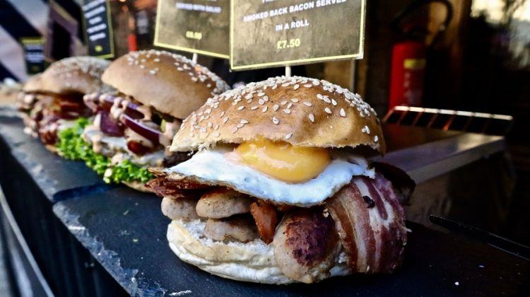 Secret Food Tours London