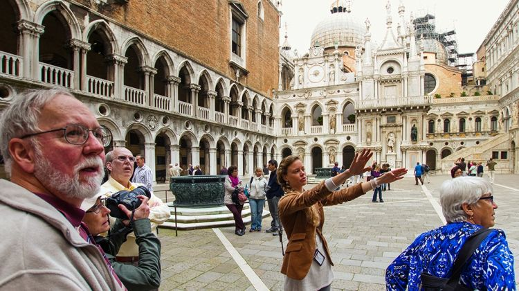 Secret Itineraries Doge's Palace & St. Mark's Basilica