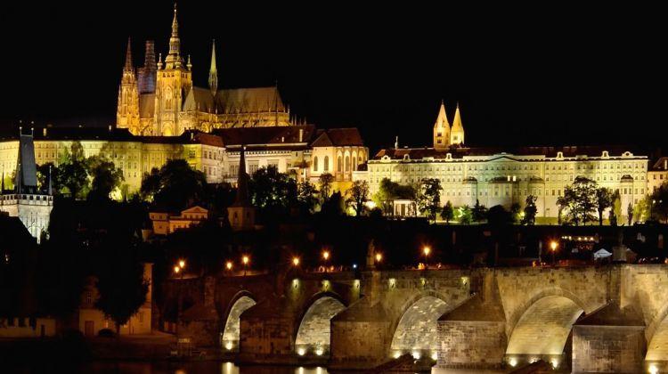Segway Night Tour Around Prague