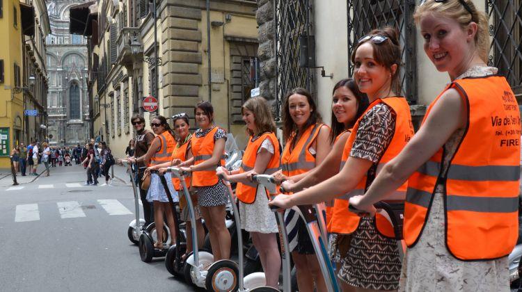 Segway Tour of Florence