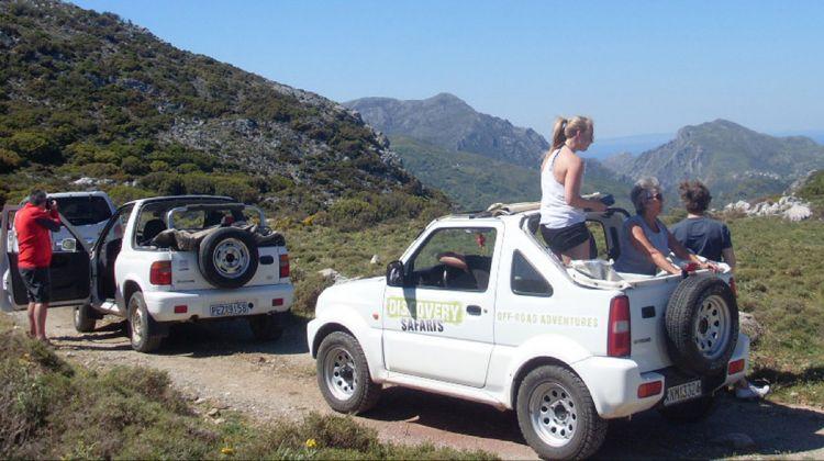 Self Driven Open Roof 4x4 Jeep Safari In Crete By Discovery Quad