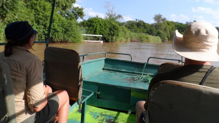 Selous Game Reserve budget  safari