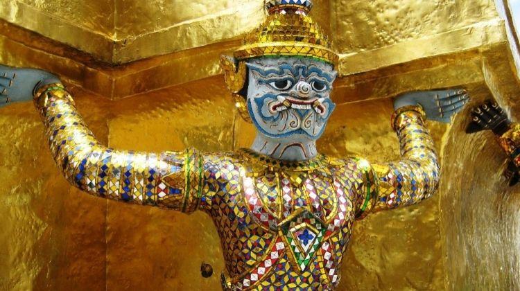 Serene Bangkok: Cruise and Sightseeing Tour