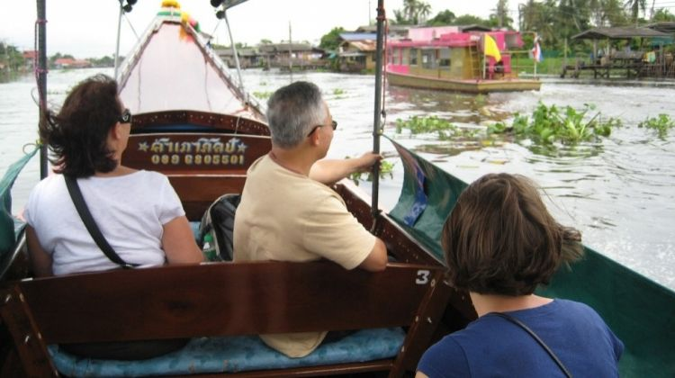 Serene Bangkok: Cruise and Sightseeing Tour