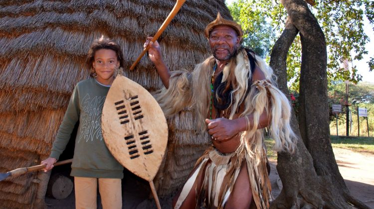 Shakaland  & Dlinza Forest Private Tour