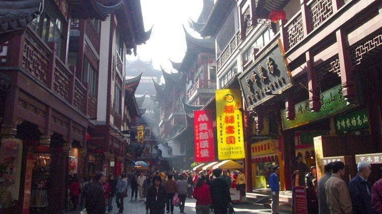 Shanghai Day Tour