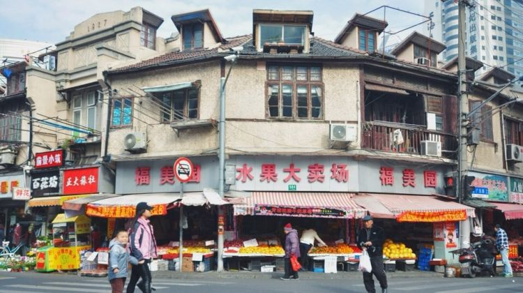 Shanghai Old City Walking and Food Tour
