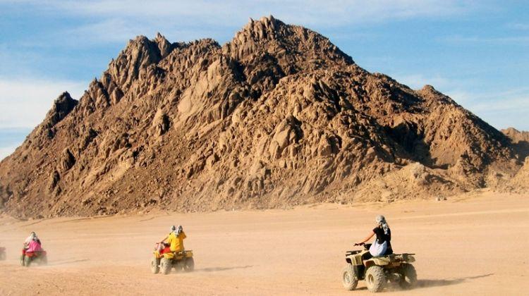 Sharm Desert Adventure  (5 In 1)