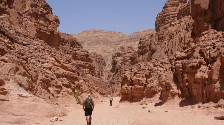 Sharm el-Sheikh 4 x 4 Desert Safari