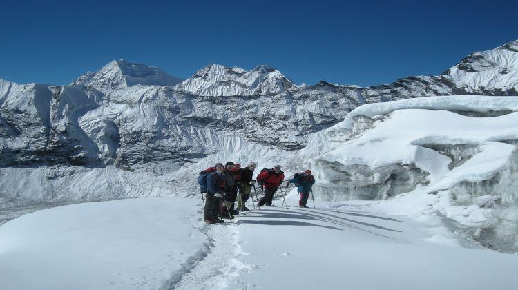 Sherpani Col Trek
