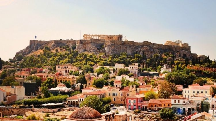 Shimmering Athens: A Moonlight Tour