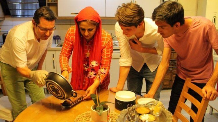 Shirazi Cooking Class