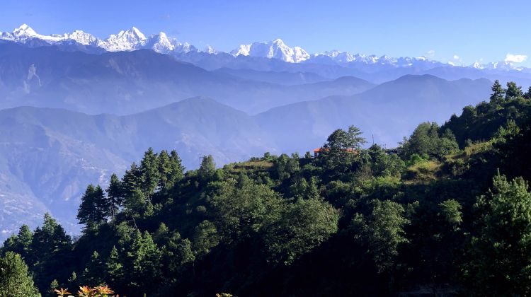 Shivapuri Kakani Trek - Camping Adventure