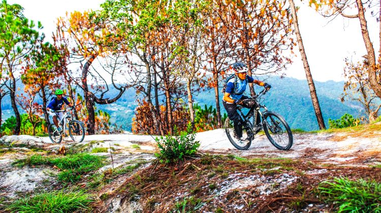 Shivapuri Loop Bike Tour