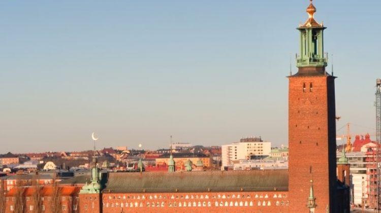 Shore Excursion: Best of Stockholm Group Tour