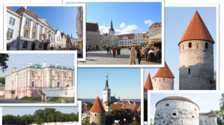 Shore Excursion: Best of Tallinn City Tour