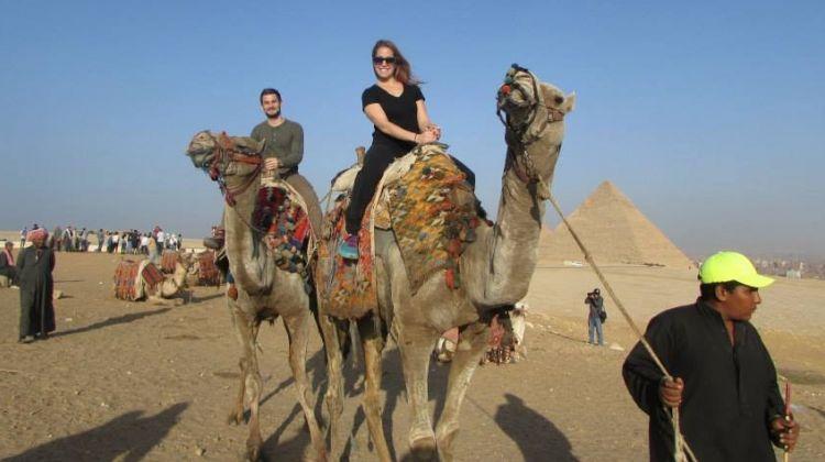 Shore excursion: Cairo tour from Alexandria