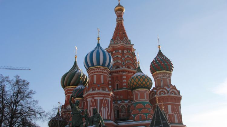 Shore excursion: Moscow All Highlights Day Tour Visa Free