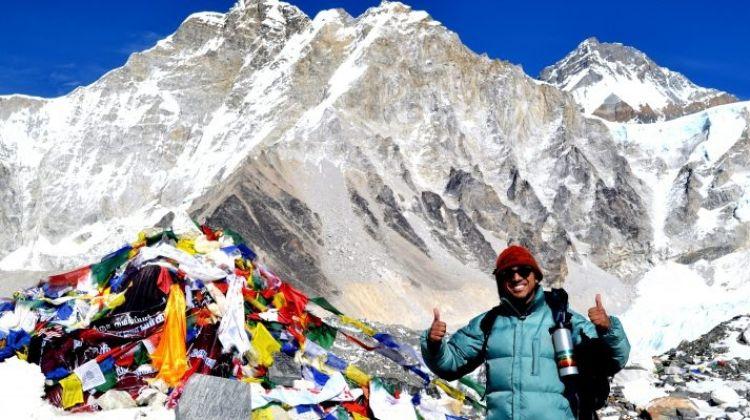 Everest Online Tour