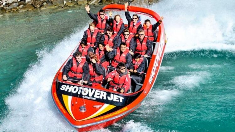 Shotover Canyon Jetboat Adrenaline