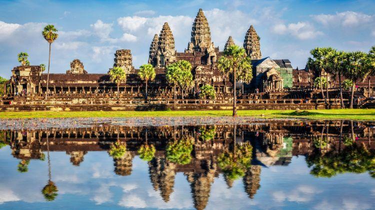 Siem Reap to Saigon Cycle Adventure