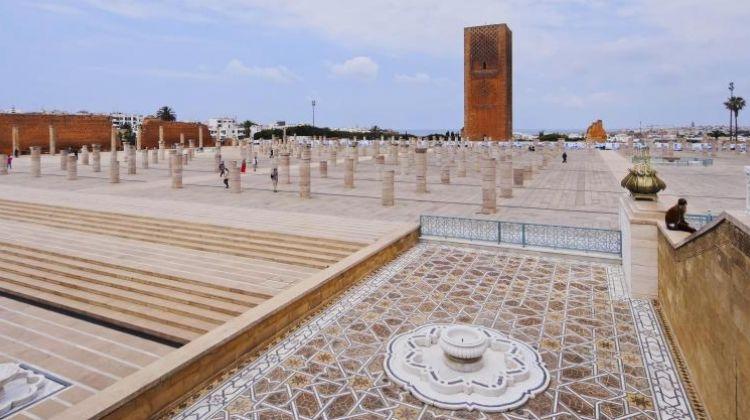 Sightseeing Rabat Departing From Casablanca