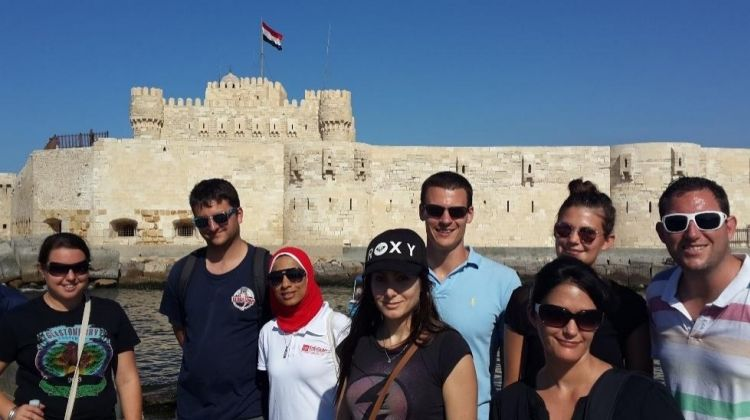 Sightseeing Tour of Alexandria