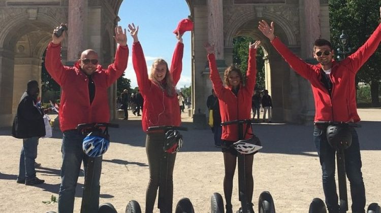 Silver Segway Tour in Paris