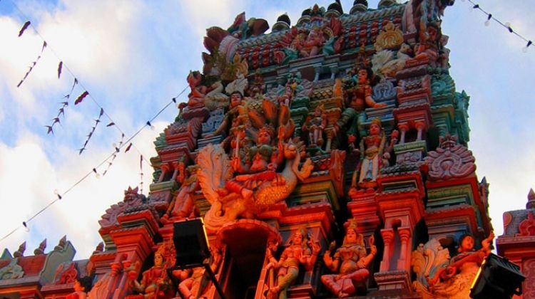 Singapore to Bangkok Adventure