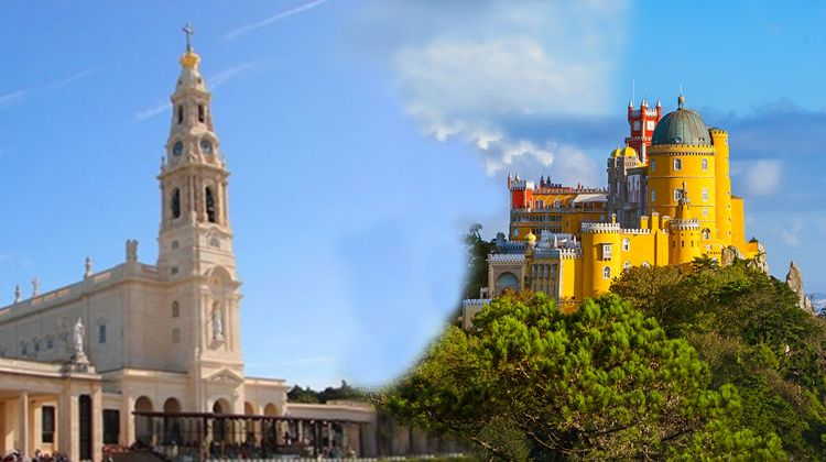 Sintra and Fátima 2-day Tour