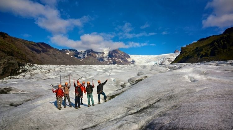 Skaftafell Glacier Walk and Ice Climbing
