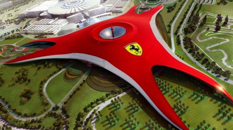 Skip-the-Line: Ferrari World Tickets