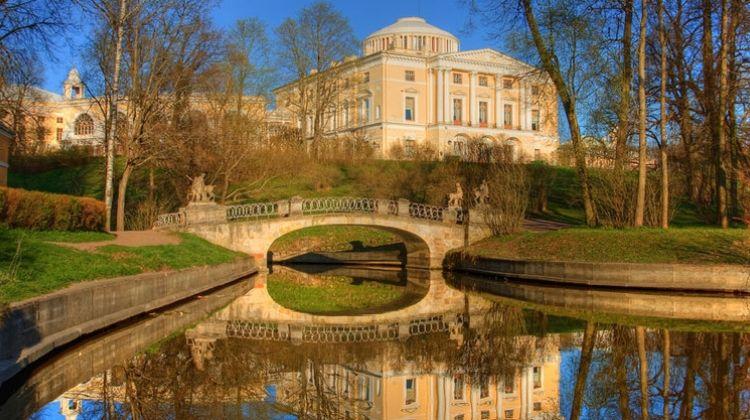 Skip-The-Line Private Tour: Pavlovsk Imperial Residence