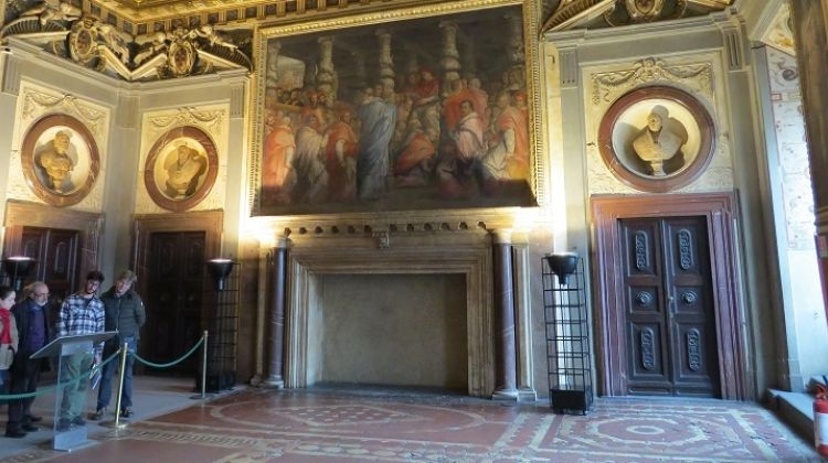 Skip-the-line-ticket & Guided visit of Medici Chapel
