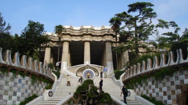 Skip-the-line: Walking Tour Park Güell