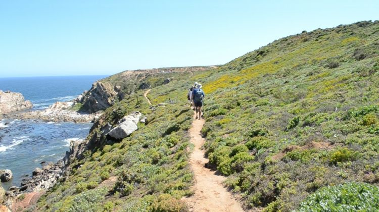 Slackpacking trail: Elands Bay Route
