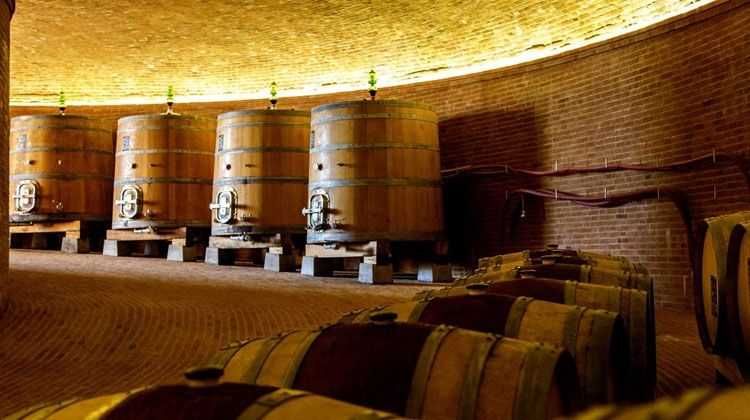 Small Group Brunello Wine Tour from Siena
