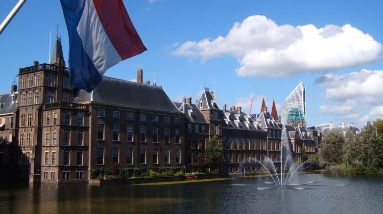 Small group day trip to Rotterdam, Delft and The Hague