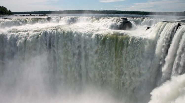 Small Group Iguazu Falls Argentina Side with optional Boat Ride